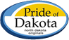 Pride of Dakota badge