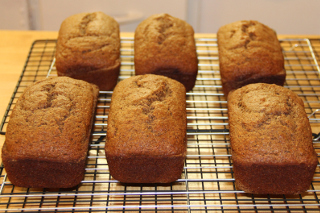 Picture of Wholegrain Banana Bread