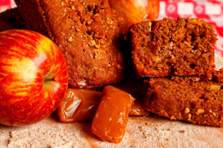 Picture of Caramel Apple Bread