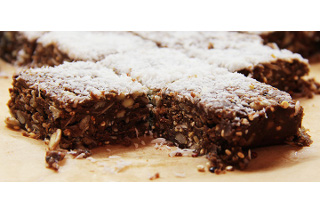 Picture of Nutty Fudge Bars